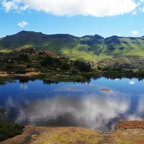 Glengyle - dam
