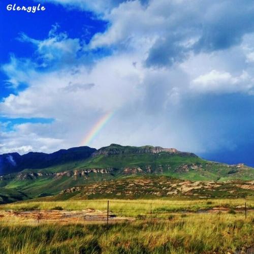 Glengyle - rainbow
