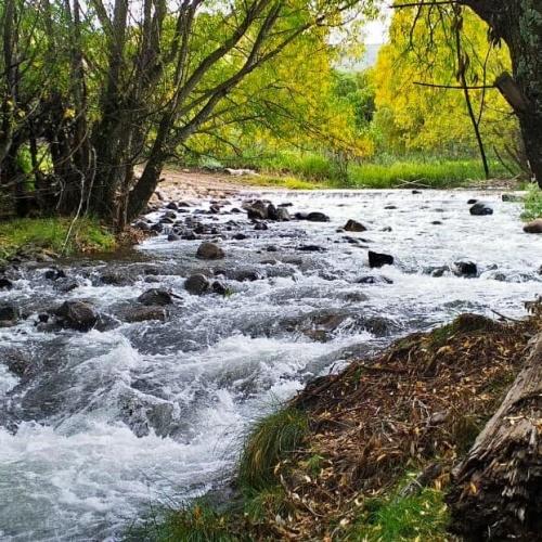 Glengyle - river