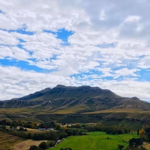 Glengyle - view