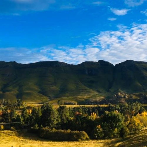 Glengyle - vista