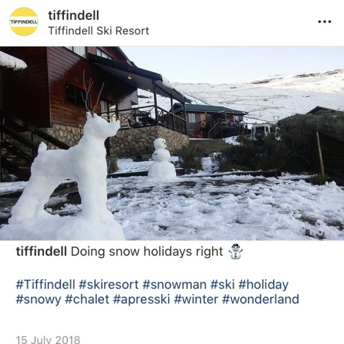 Instagram - Tiffindell7