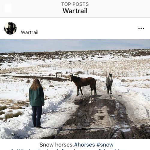 Instagram - Wartrail22