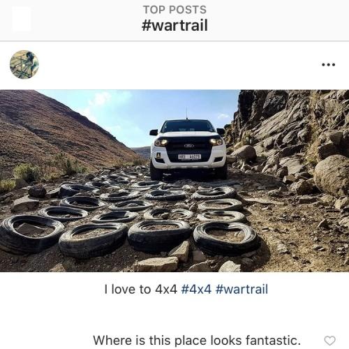 Instagram - Wartrail4