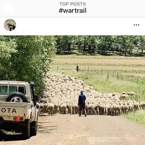 Instagram - Wartrail7