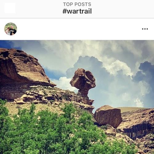 Instagram - Wartrail9