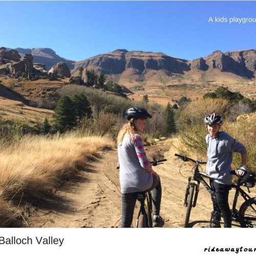 Rideaway - Balloch Valley
