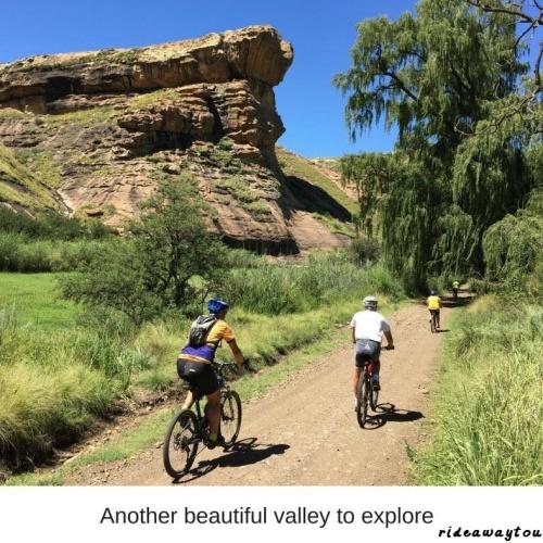 Rideaway - Balloch Valley2