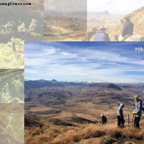 Rideaway - Hiking