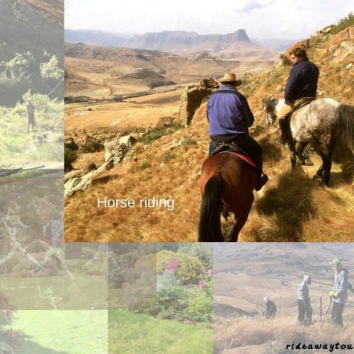 Rideaway - Horseriding