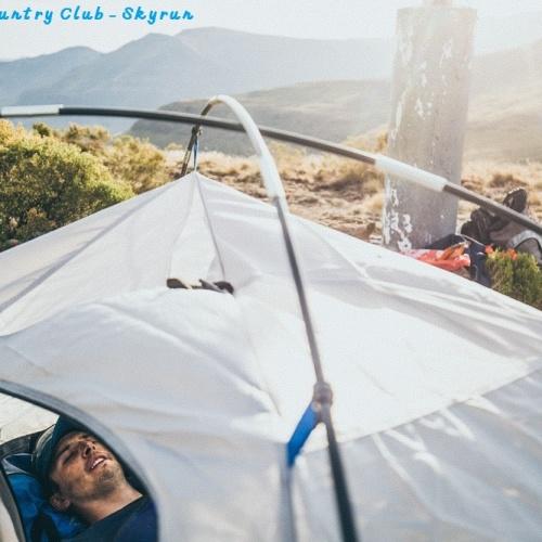 Skyrun - tent