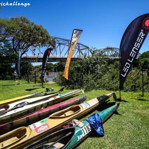 Trichallenge - kayaks