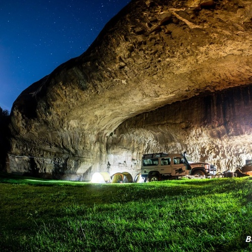 Balloch Cave - Pure Adventures