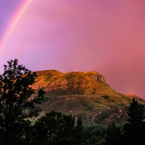 Bidstone - Rainbow