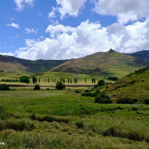 Pitlochrie - mountains